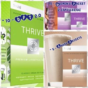 💥10 day Thrive...New Year, New YOU!💥
